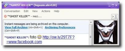 Atentie, virus Facebook pe Yahoo Messenger