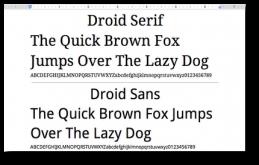 Google Docs, editorul online de documente office, adauga noi fonturi