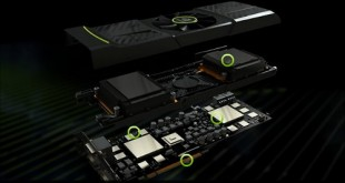 nVidia a lansat astazi placa video GeForce GTX 590