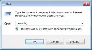 Cum setam Windows-ul sa booteze mai rapid