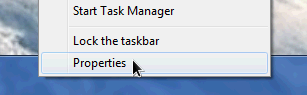 Cum facem TaskBar-ul din Windows 7 sa arate ca cel din Windows Vista