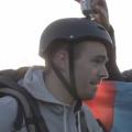 In sfarsit oamenii pot zbura precum pasarile, fara motor! (video)