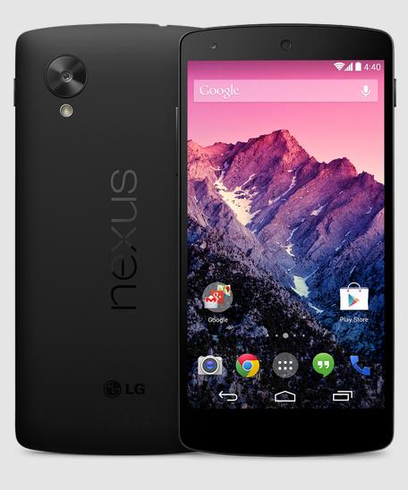 Nexus 5 Negru